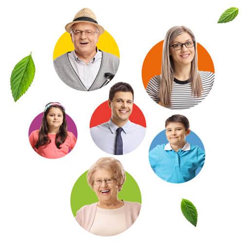 Plantamaxx für alle, jung und alt
